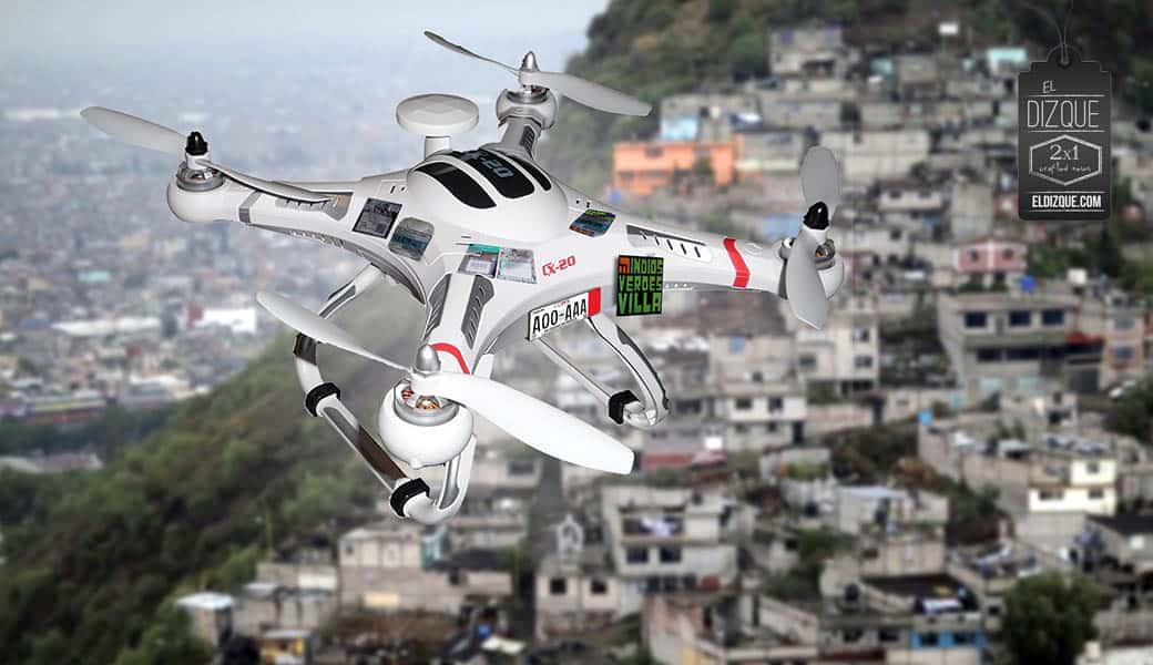 Los drones requerirán de licencia, tarjetón y verificación vehicular 4