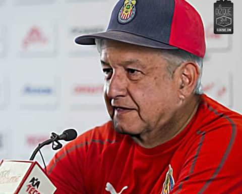 No más empresarios fifís: El gobierno se hará cargo de las Chivas del Guadalajara