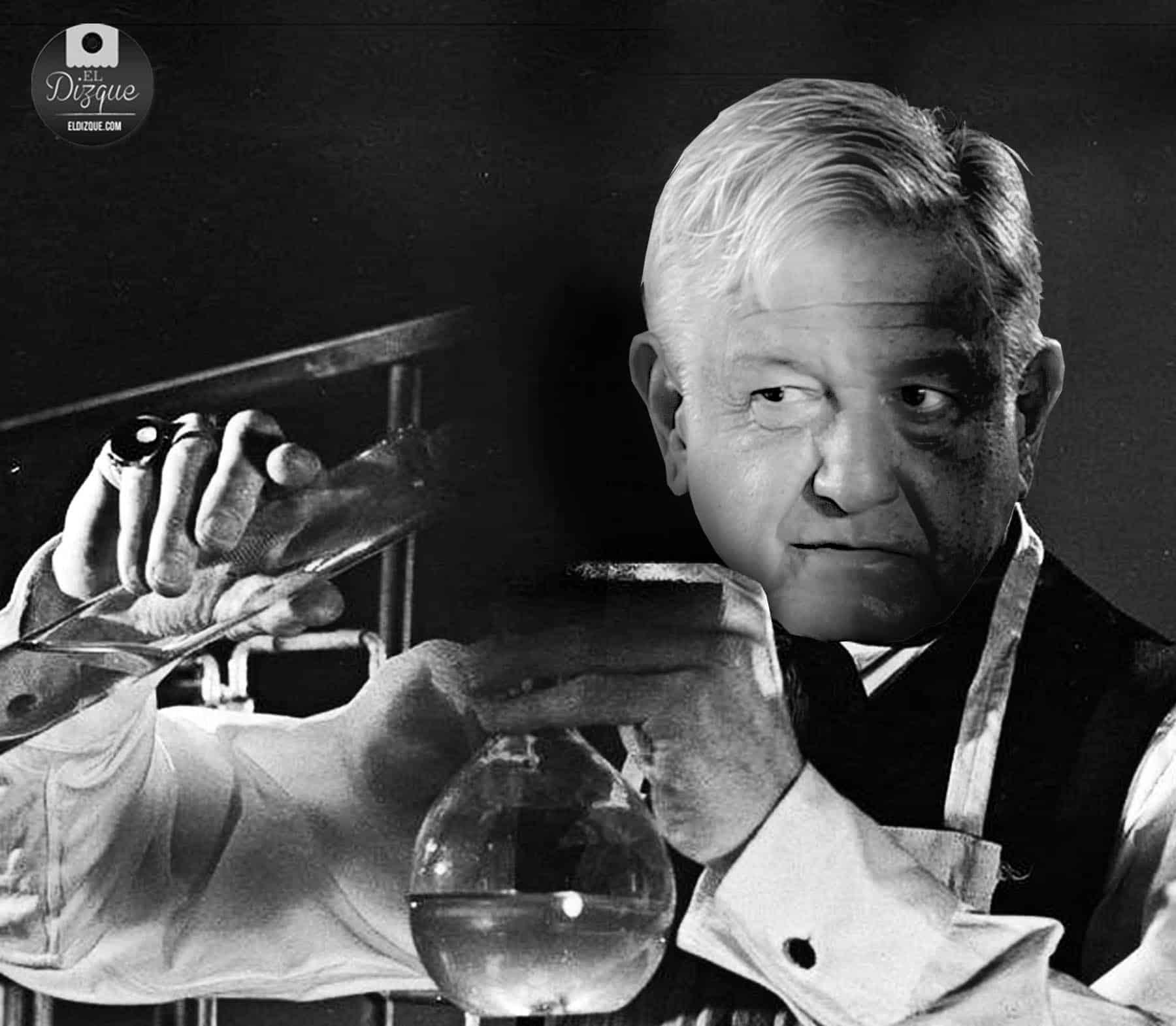 AMLO anuncia el arranque del proyecto para clonar a Benito Juárez 1