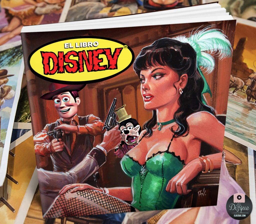 Disney quiere comprar El Libro Vaquero