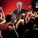 Mañaneras de AMLO rompen récords de audiencia en Spotify