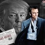 Donald Trump será un villano en la próxima cinta de James Bond