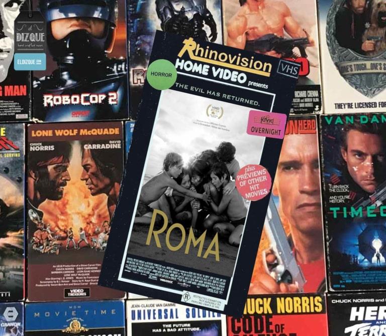 Vuelve la fiebre de los VHS