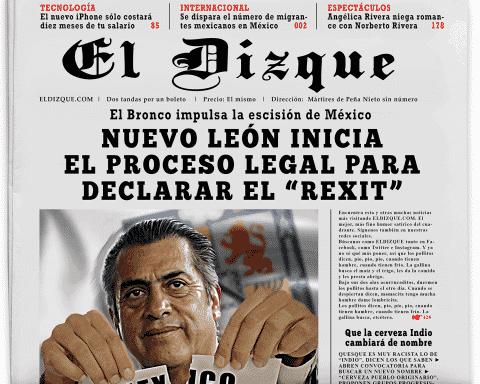 """Nuevo León inicia el proceso legal para declarar el """"Rexit""""."""