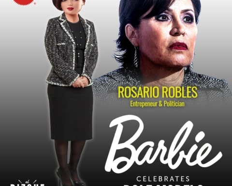 Barbie Rosario Robles