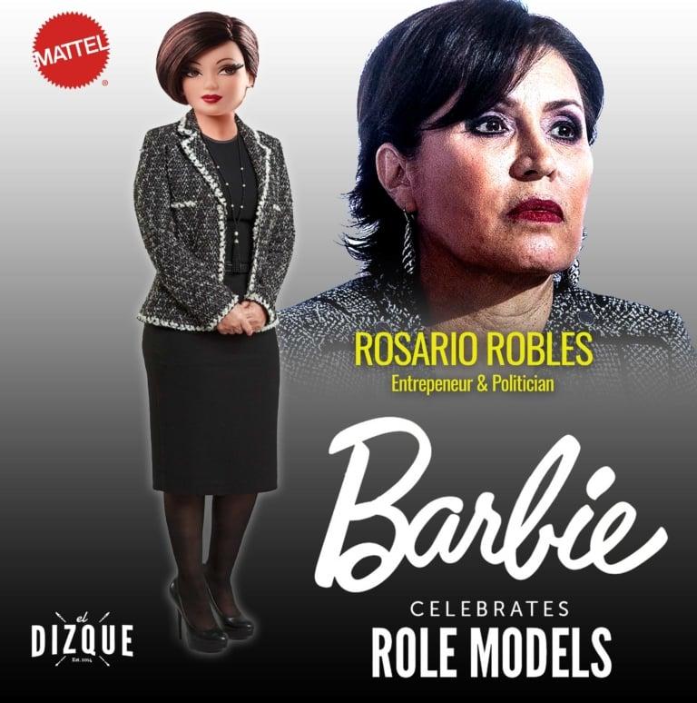 Barbie Rosario Robles