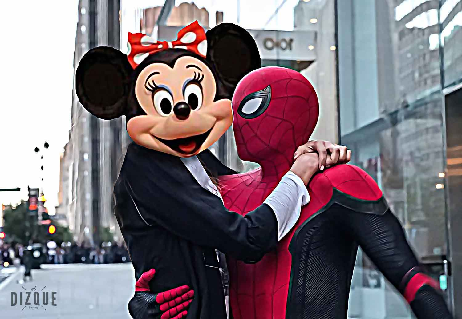 Spider-Man Disney Sony