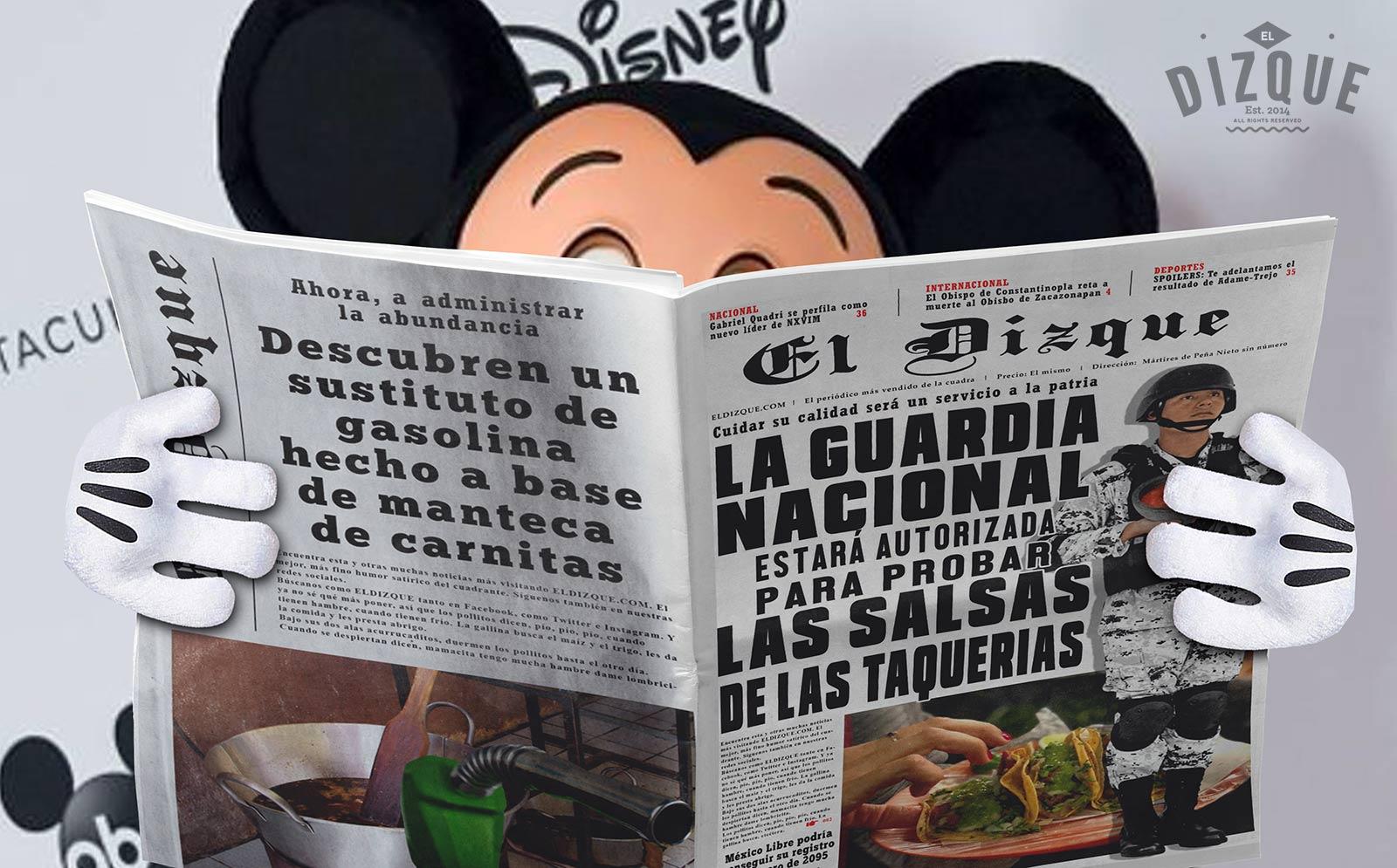 Disney compra a