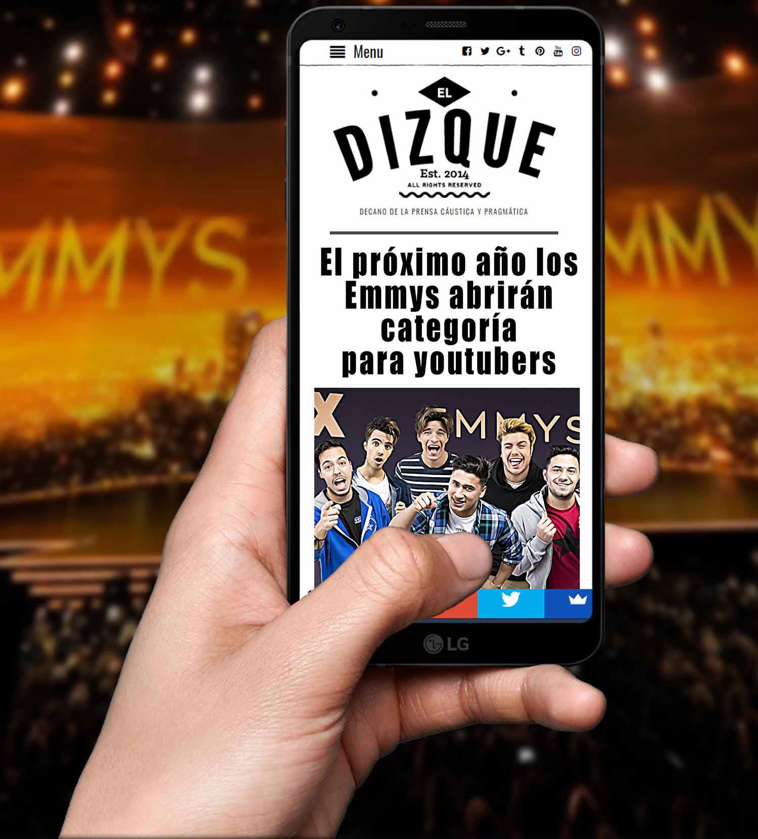 Emmys YouTube