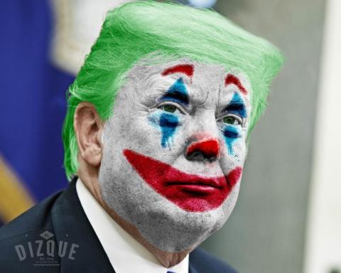 Donald Trump Joker
