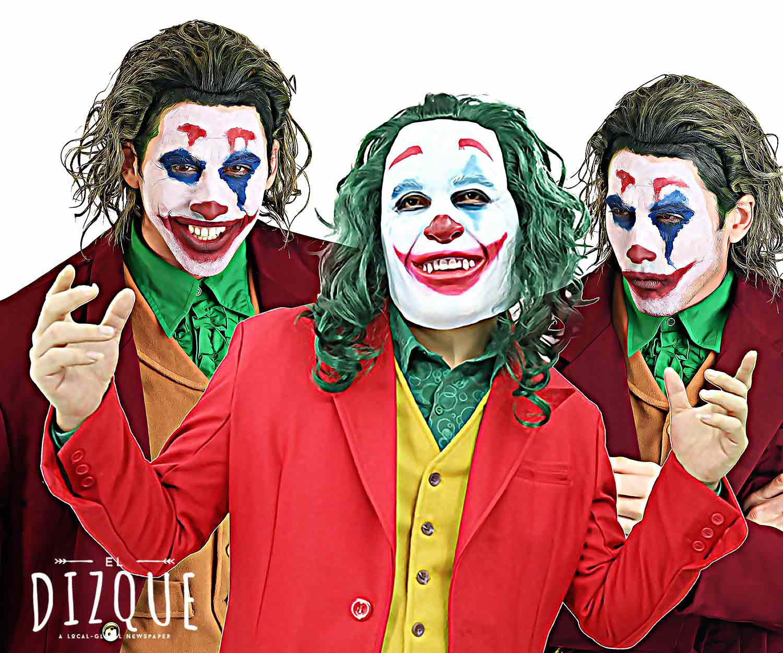 Disfraces del Joker