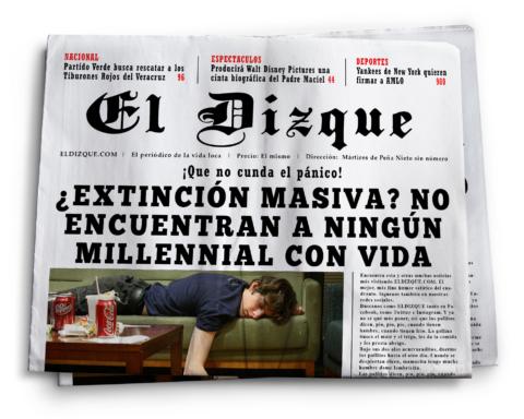 Millennial sin Vida