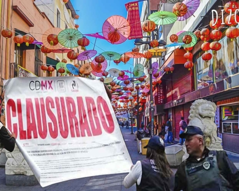 Cancelan la celebración del Año Nuevo Chino en la Ciudad de México