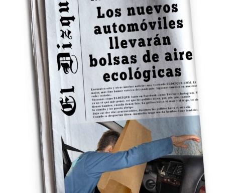 Bolsas de aire ecológicas