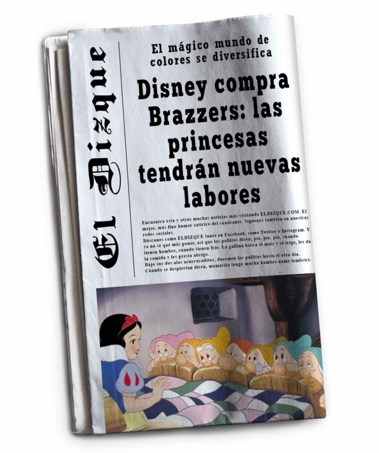 Disney compra Brazzers