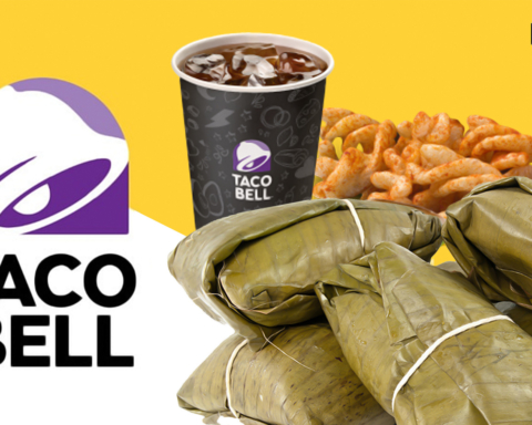 Tamales Taco Bell