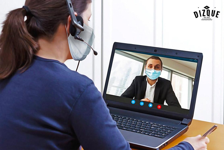Fase 3: Uso de cubrebocas en videoconferencias será obligatorio