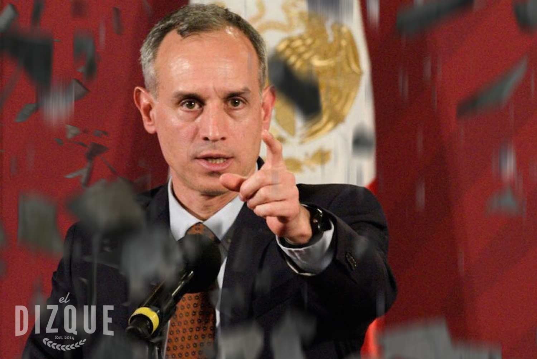 """Aunque tiemble, #QuédateEnCasa"", ordena Hugo López-Gatell 6"