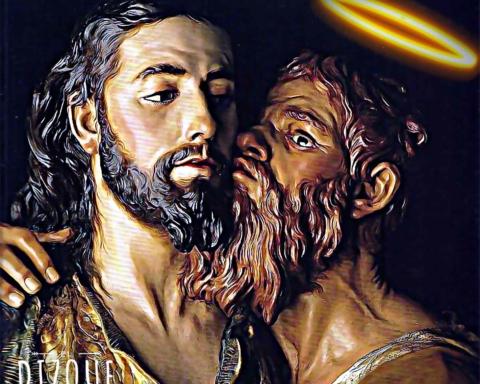 Descubren que Jesús no era el Mesías, sino Judas
