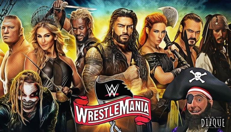 Spoilers de WrestleMania 36