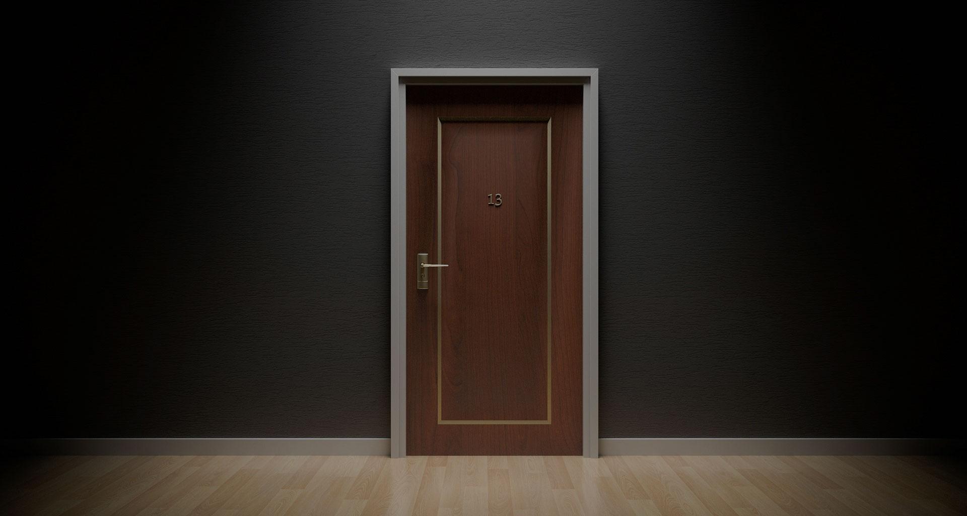 Amnesia de puerta