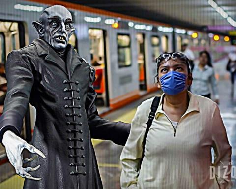 Cuidado: La mordedura de vampiro puede contagiar el covid
