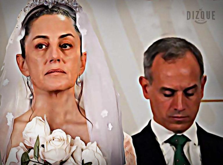 Anuncian el próximo enlace nupcial de López-Gatell y Claudia Sheinbaum