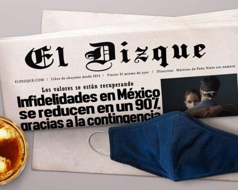 Infidelidades en México se reducen en un 90% gracias a la contingencia