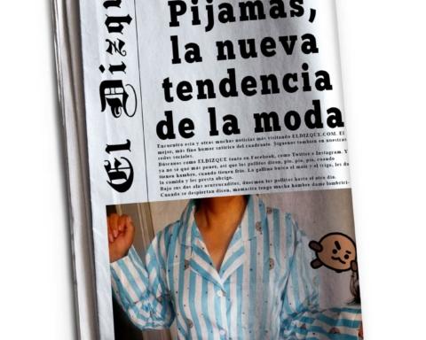 Gracias al covid, pijamas, la nueva tendencia de la moda
