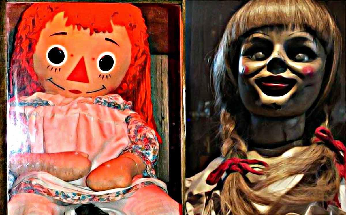 El escape de Annabelle: Qué mello