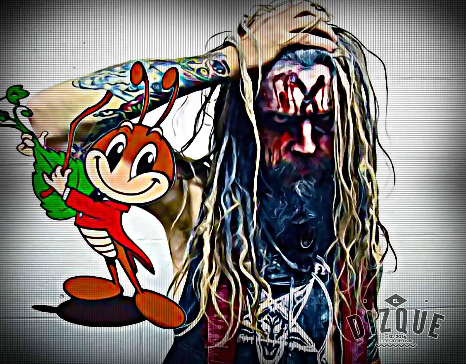 Rob Zombie Cri-Cri