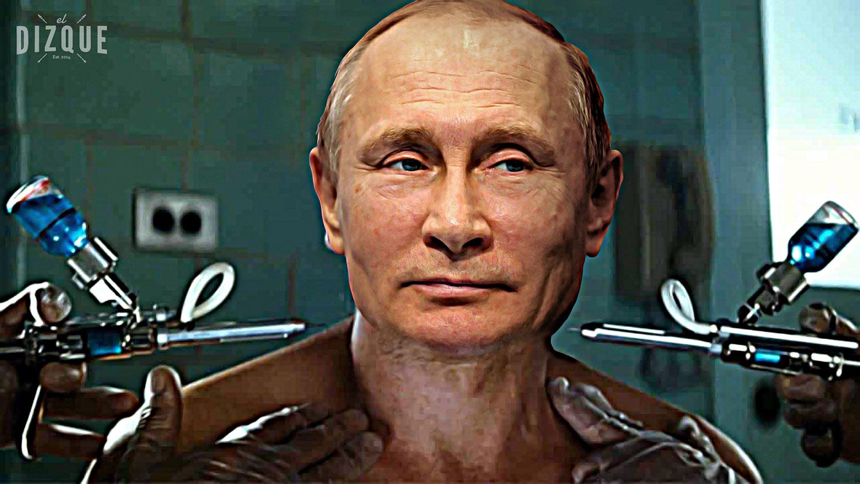 La vacuna rusa para covid está hecha con la sangre de Putin