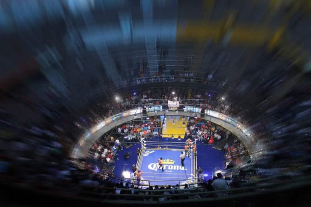 Emocionante campal en la Arena Coliseo