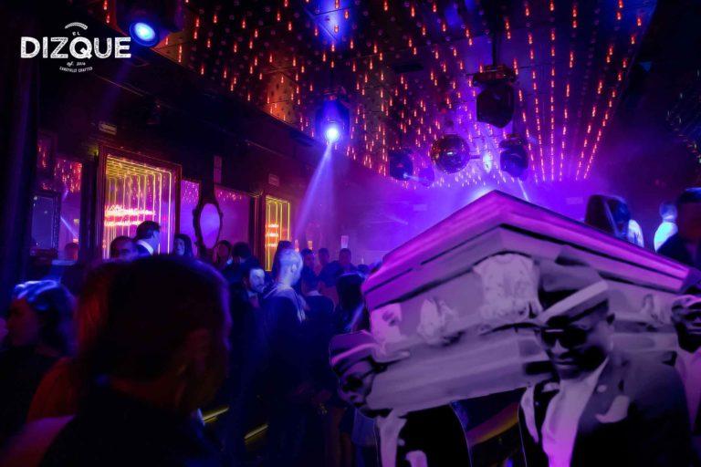 Funerarias y Antros