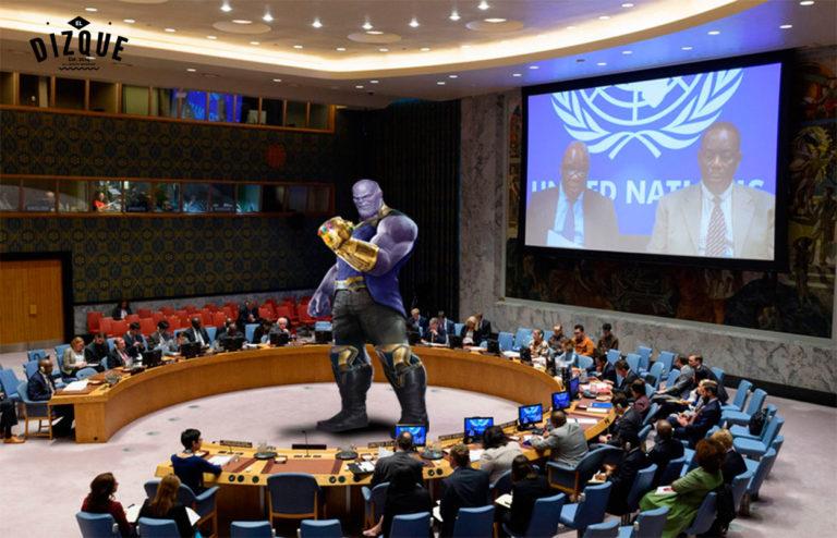 Thanos ONU