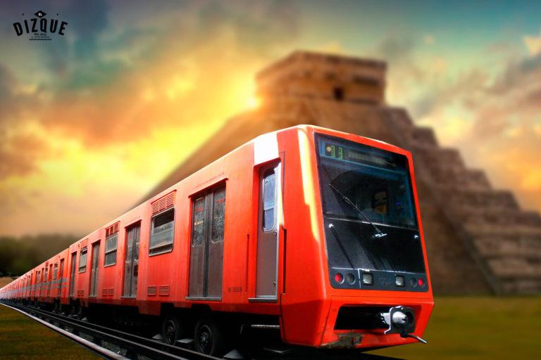 Tren Maya metro