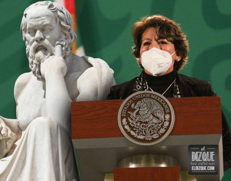 Delfina Gómez SEP Sócrates