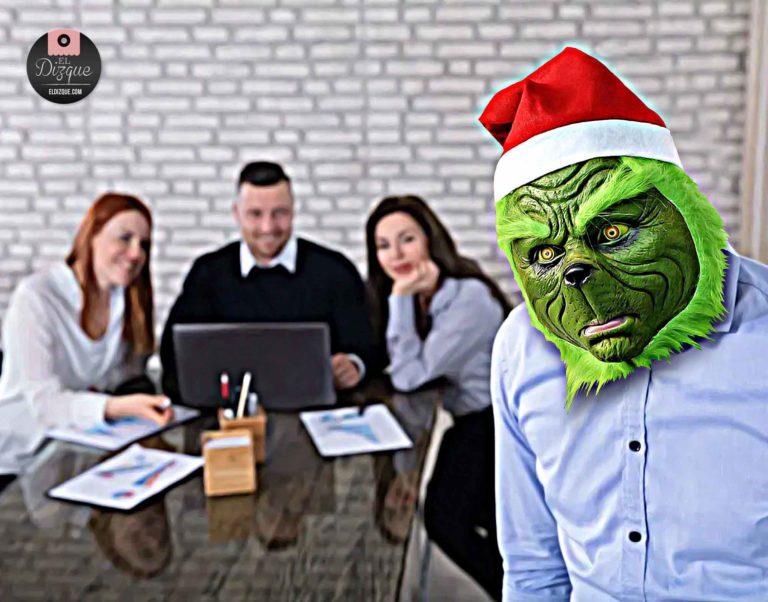 Grinch Navidad
