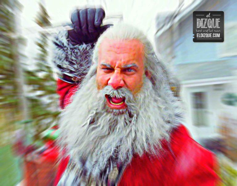 Santa Claus Goldberg