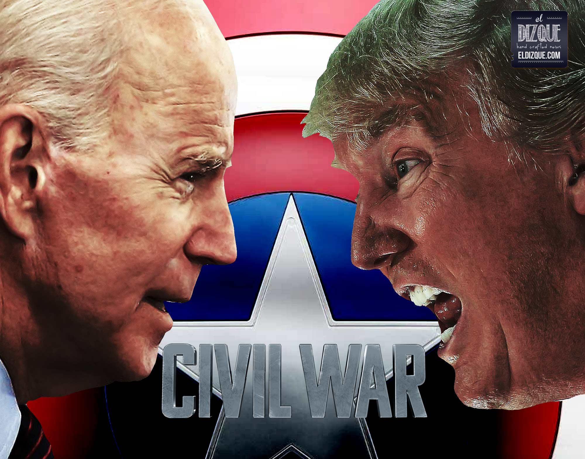 Trump Civil War