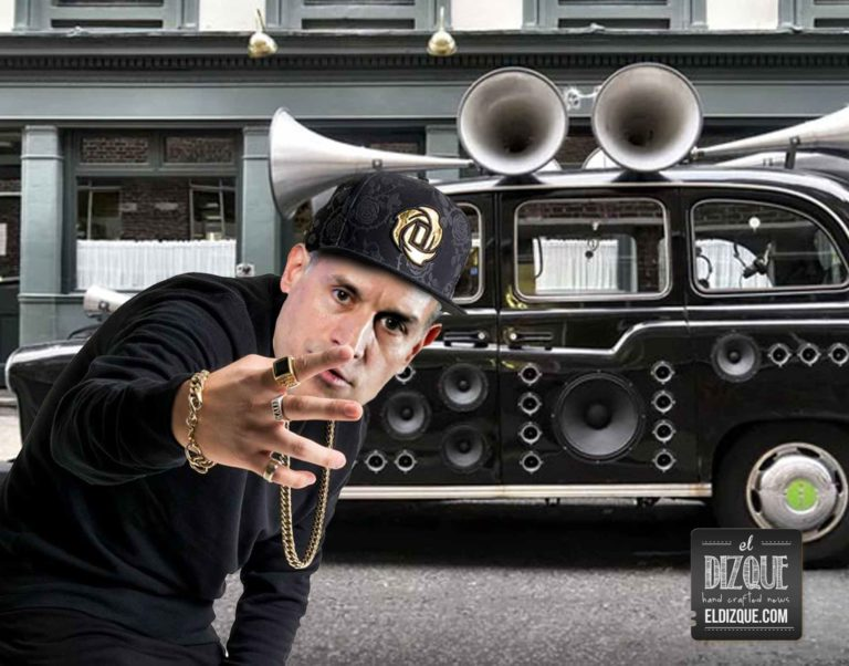 Reggaetón en las calles