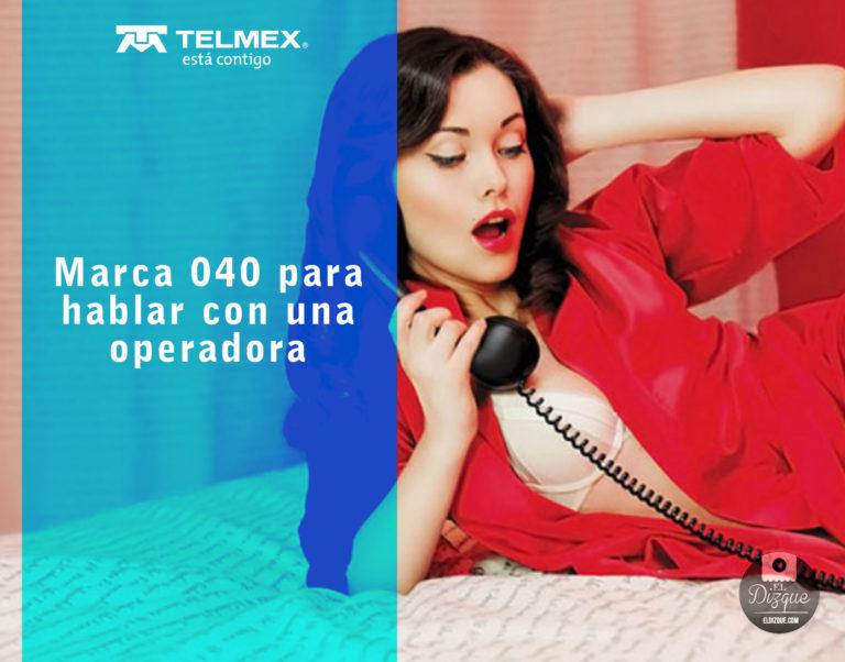Telmex ofrecerá hotlines gratuitas para este 14 de febrero