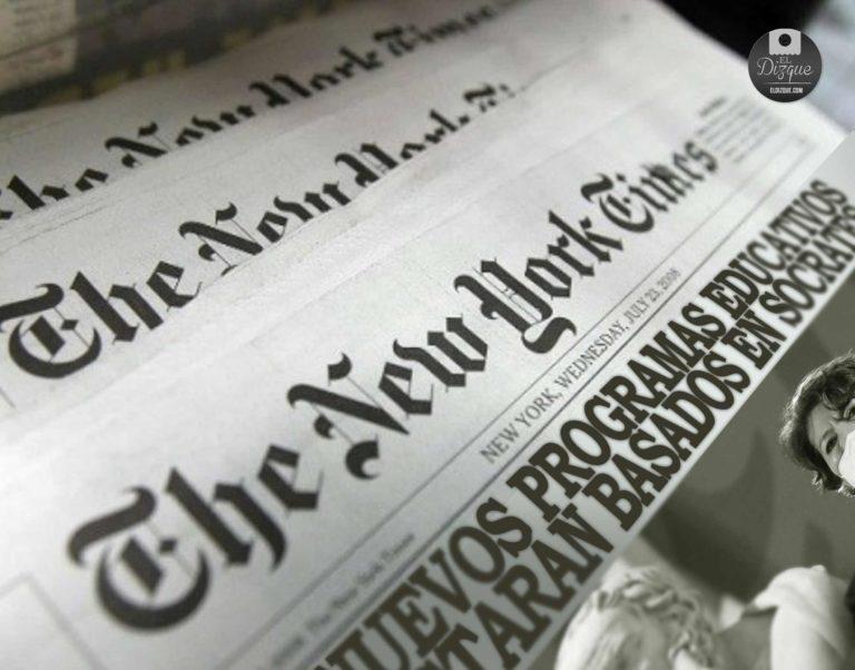 New York Times El Dizque