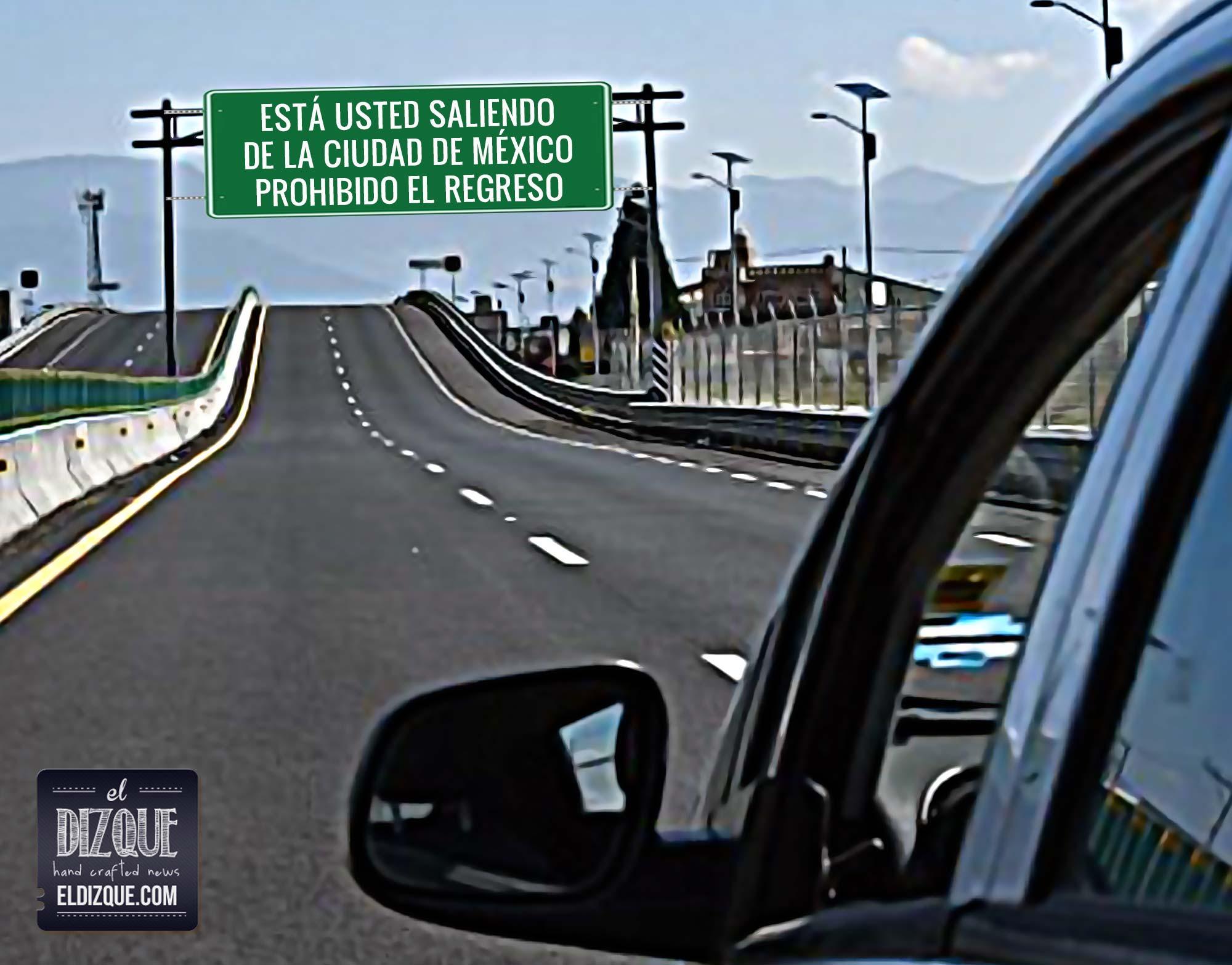 Carretera Semana Santa