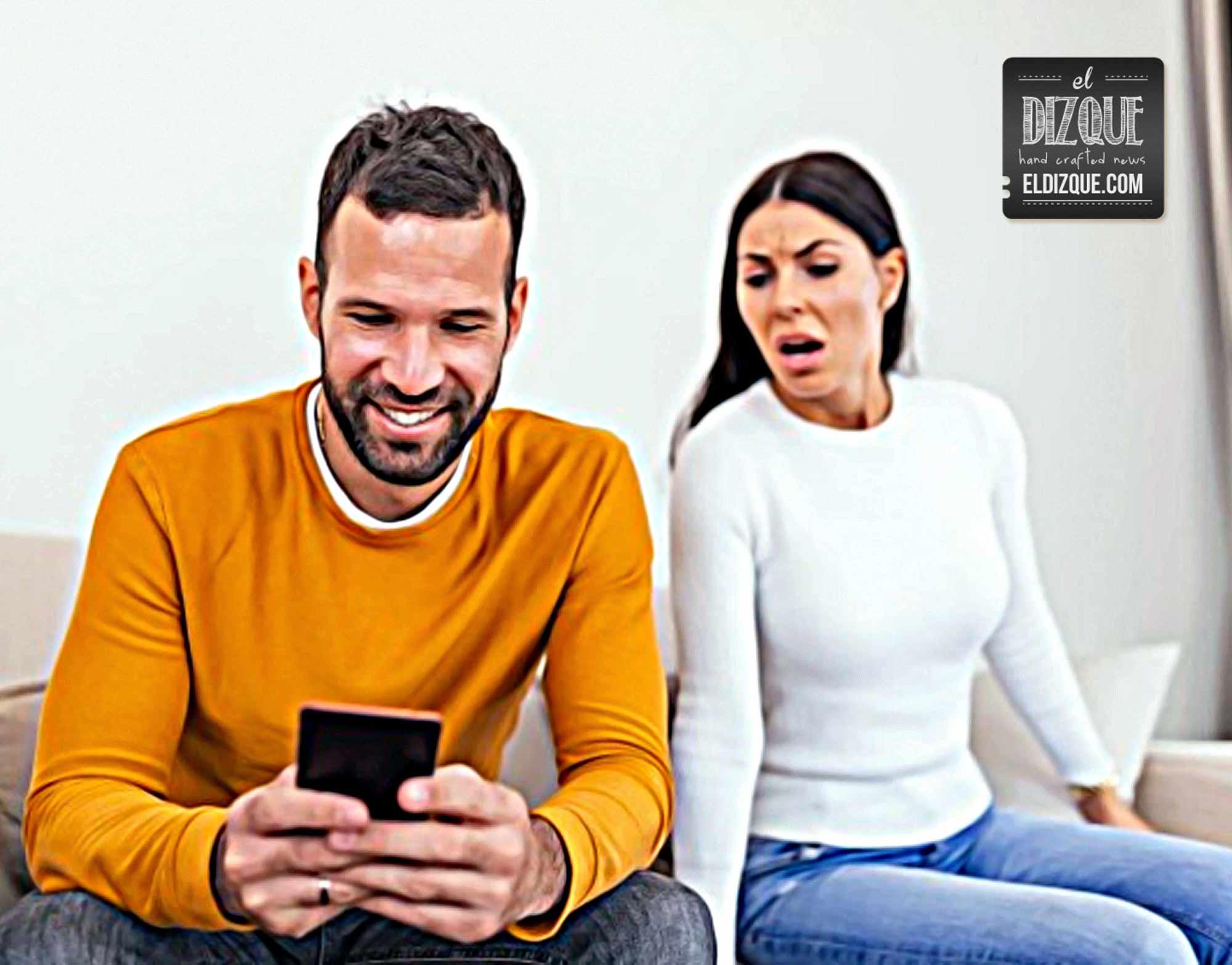 Por ley, esposas tendrán el derecho de revisar los celulares de sus maridos