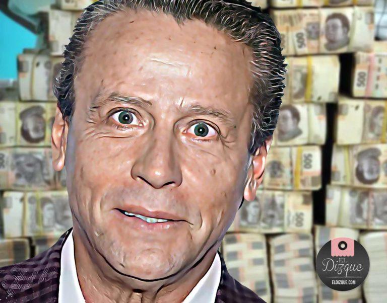 Alfredo Adame dinero
