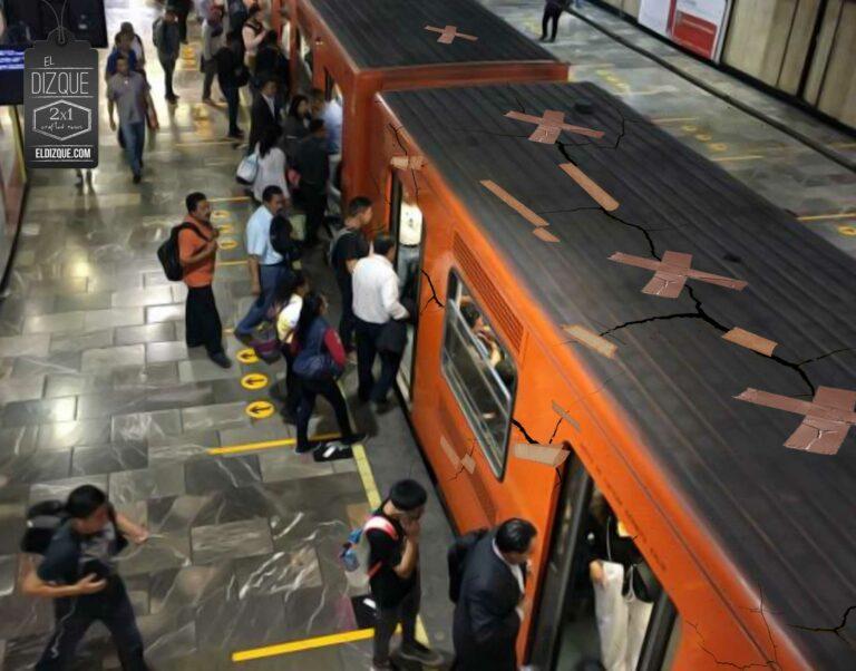 Reparaciones Metro CDMX