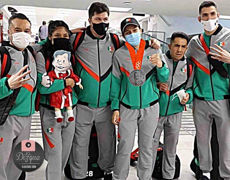 Atletas Mexicanos Tokio