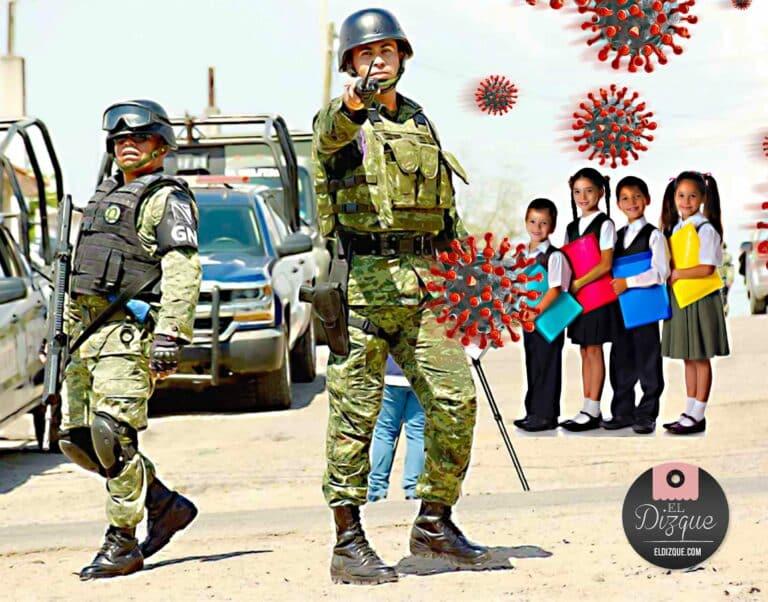 Guardia Nacional coronavirus