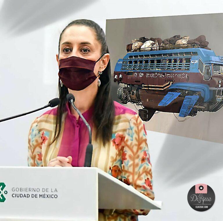 Claudia Sheinbaum Cablebus
